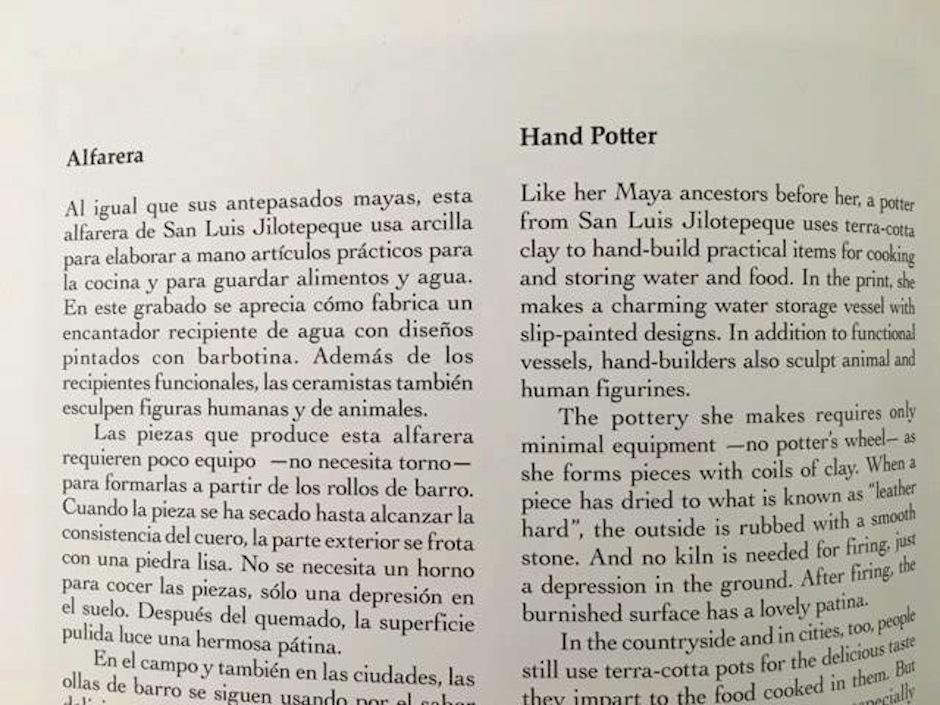Este es un trabajo que llevó mucho tiempo de investigación. (Selene Mejía/Soy502)