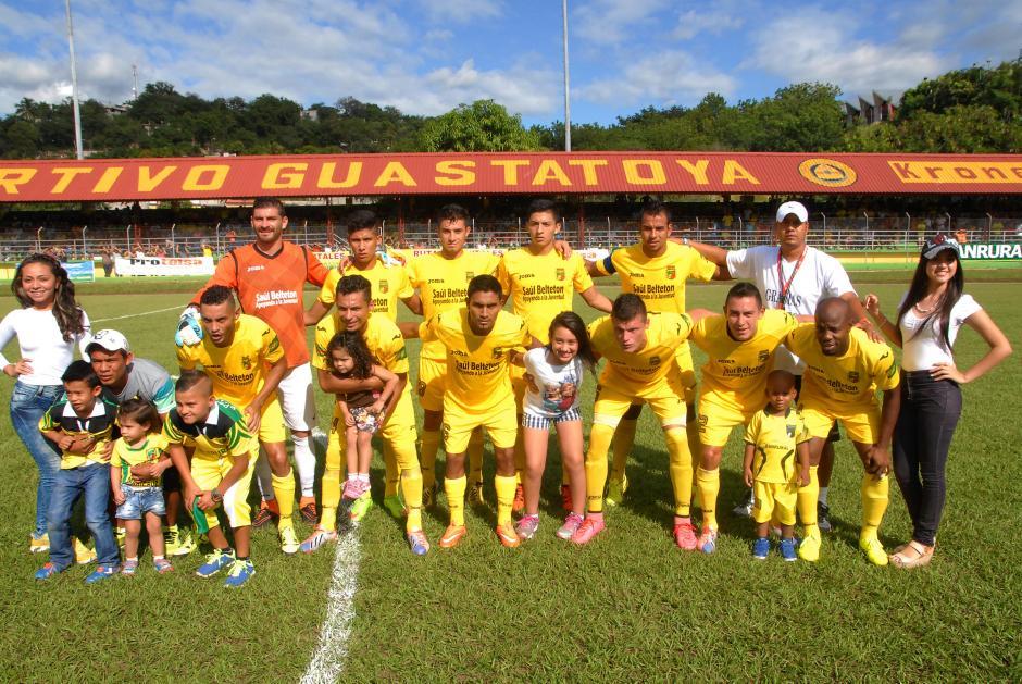 En su tercer torneo en Liga Nacional, Guastatoya logró su primera clasificación a semifinales en la historia de Liga Nacional. Jugarán ante Xelajú.(Foto: Nuetro Diario)