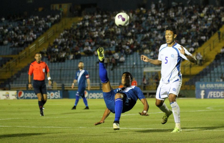 Guatemala dominó la mayor parte del partido en que tuvo varias ocasiones de gol. (Foto: Luis Barrios/Soy502)