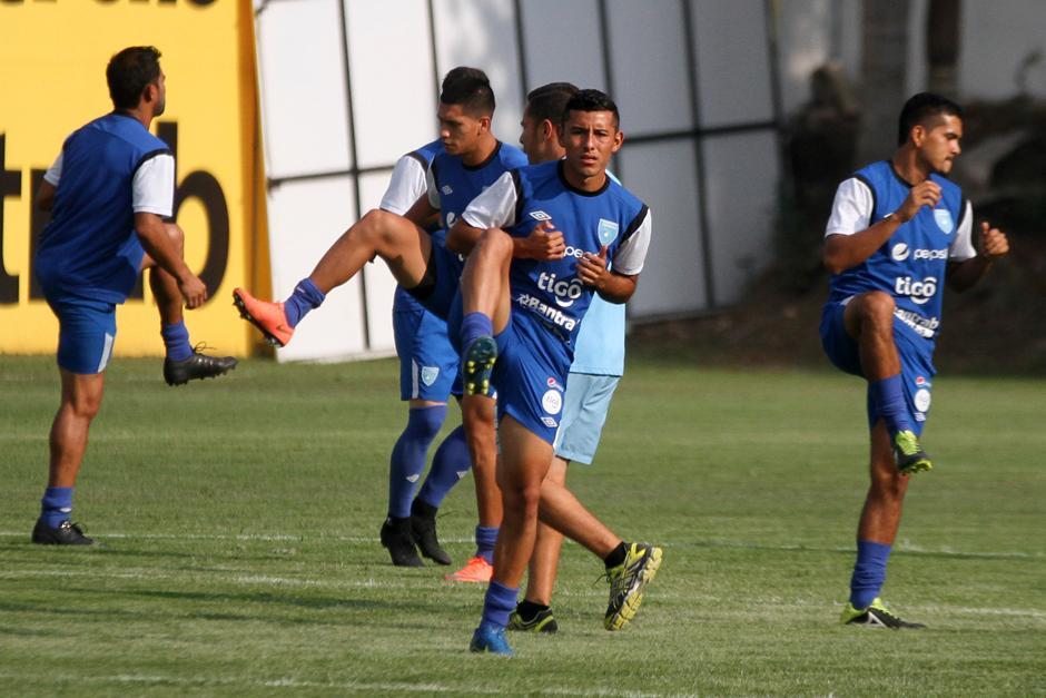 Cristian Jiménez buscará mantener su buen momento en la Selección. (Foto: Luis Barrios/Soy502)