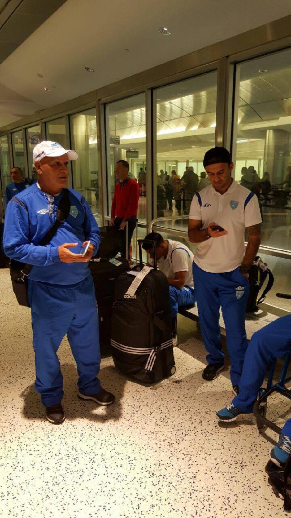Walter Claverí dirigirá su segundo partido de eliminatorias al frente de Guatemala. (Foto: Edson Aldana/Enviado de la ACD)