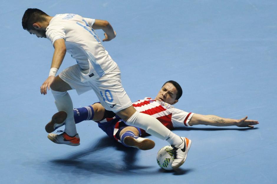 Guatemala cayó ante Paraguay en su último partido del Mundial de Colombia. (Foto: EFE)