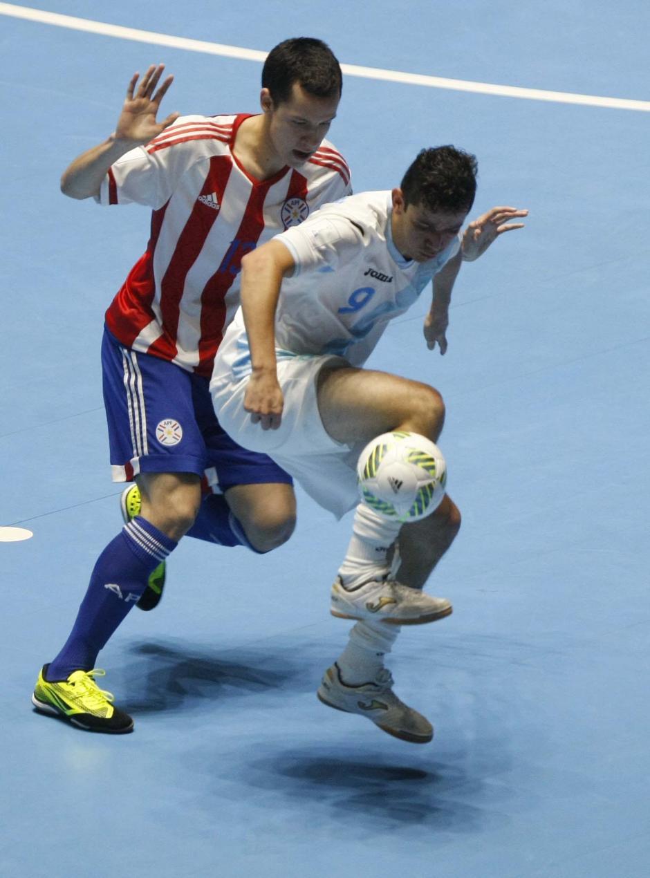 Guatemala sufrió tres caídas en la fase de grupos del Mundial. (Foto: EFE)