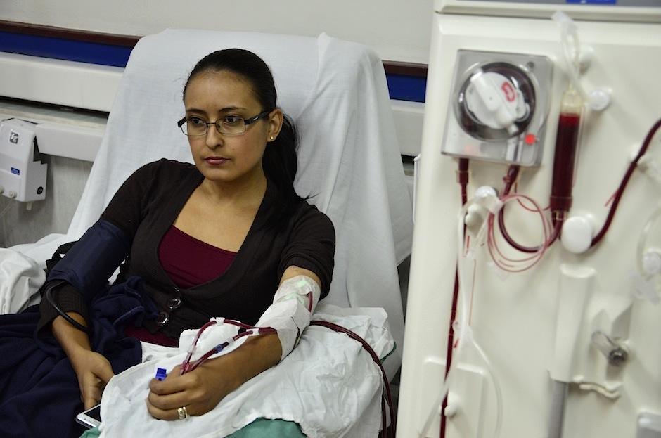 """La """"Enfermedad renal crónica"""" se puede prevenir si se detecta a tiempo. (Foto: Selene Mejía/Soy502)"""