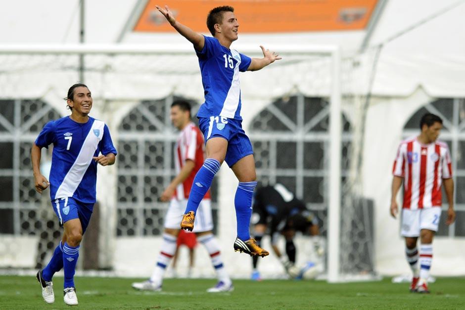 Guatemala se ha limitado a jugar encuentros amistosos durante el último año, muchos de ellos en Estados Unidos