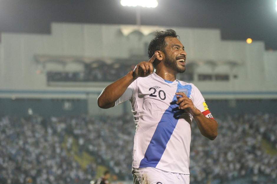"""Carlos Humberto """"El Pescado"""" Ruiz es el referente del fútbol guatemalteco. (Foto: Archivo/Soy502)"""