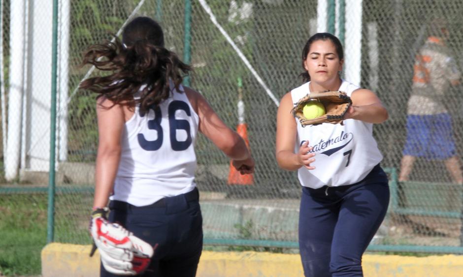 Las guatemaltecas esperan dar batalla a sus contrincantes en el Mundial de Canadá. (Foto: Luis Barrios /Soy502)