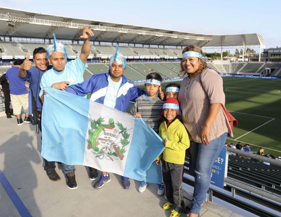 Los grupos familiares no podían faltar. (Foto: Álvaro Yool/Nuestro Diario)