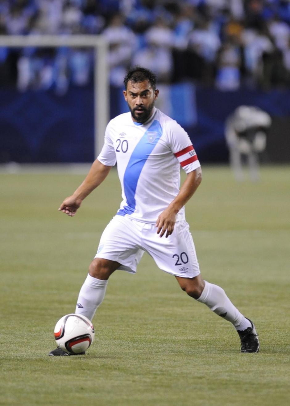 El capitán no pudo evitar que la Selección lograra un resultado positivo contra Armenia. (Foto: Álvaro Yool/Nuestro Diario)