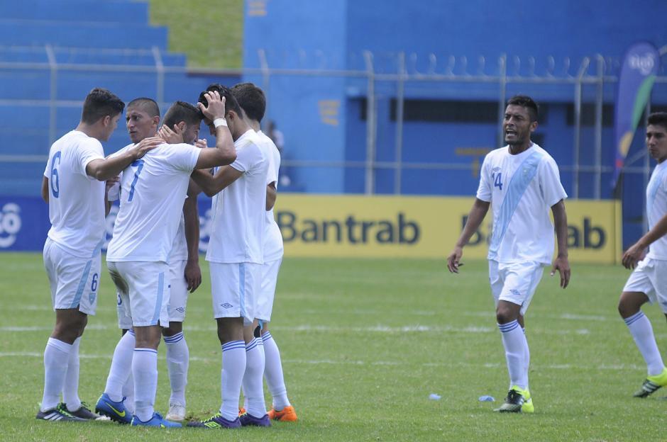 Guatemala terminó segundo en el grupo tras caer con Honduras y ganarle a Belice. (Foto: Orlando Chile/Nuestro Diario)