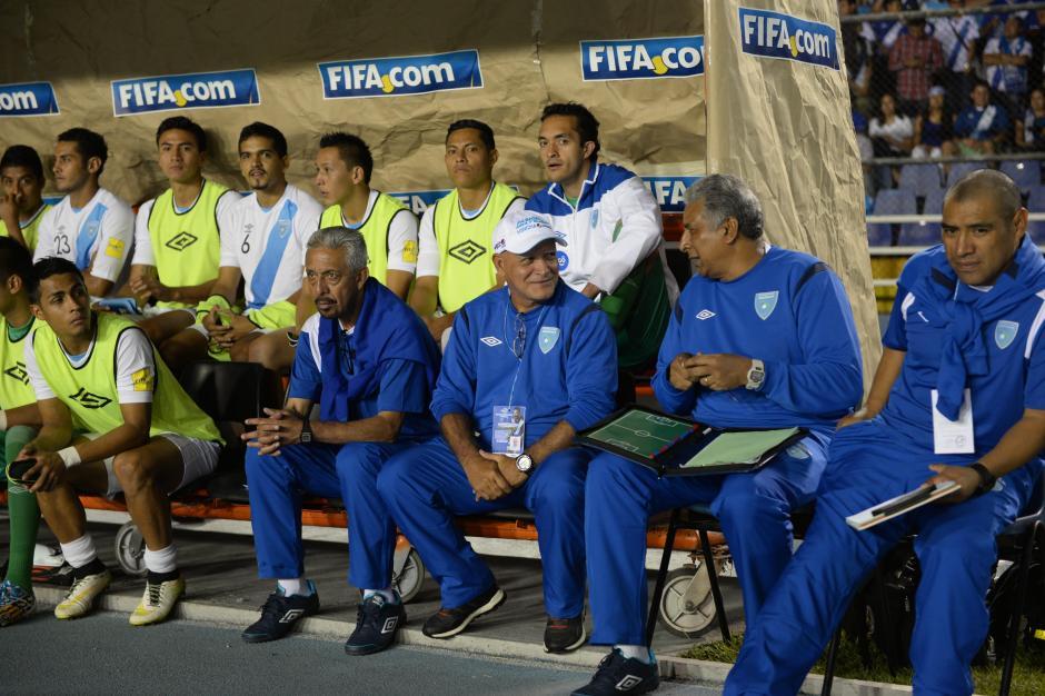 El entrenador Walter Claverí debutó con la selección nacional en eliminatorias. (Foto: Diego Galiano/Nuestro Diario)