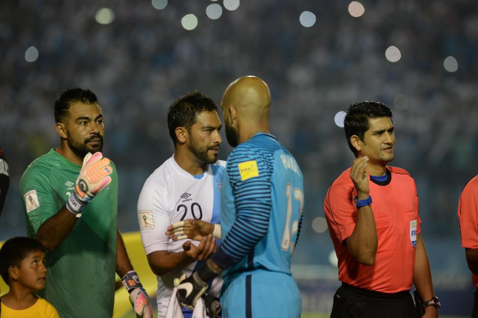 Paulo Motta fue la estrella del partido. (Foto: Diego Galiano/Nuestro Diario)