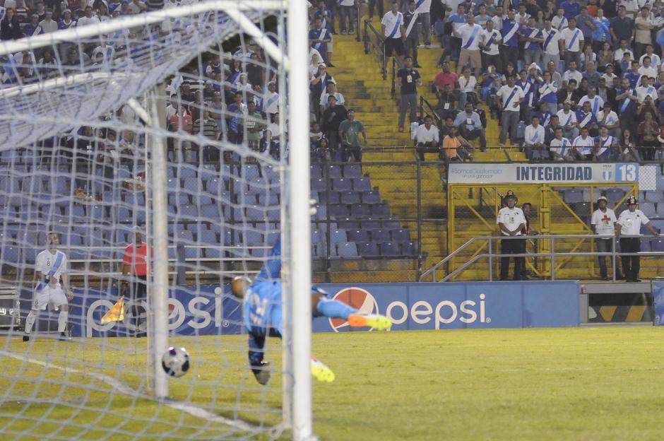 Guatemala vence a Estados Unidos durante los primeros 45 minutos. (Foto: Wilder López/Soy502)