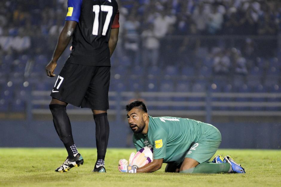 Paulo Motta fue la estrella del partido. (Foto: Orlando Chile/Nuestro Diario)