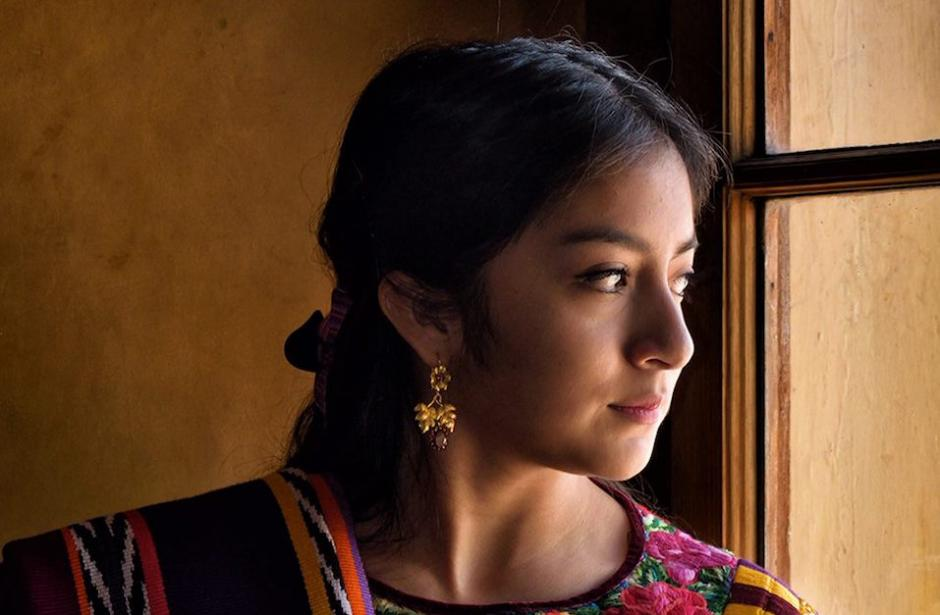 Helen De Paz Enríquez originaria de Quetzaltenango fue la ganadora del certamen de Reina Indígena Internacional. (Foto: Facebook, Helen De Paz)
