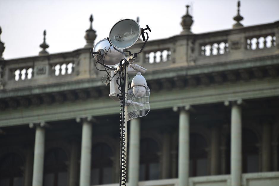 Hubo cámaras de vigilancia en el lugar, instaladas por el gobierno. (Foto: Archivo/Soy502)