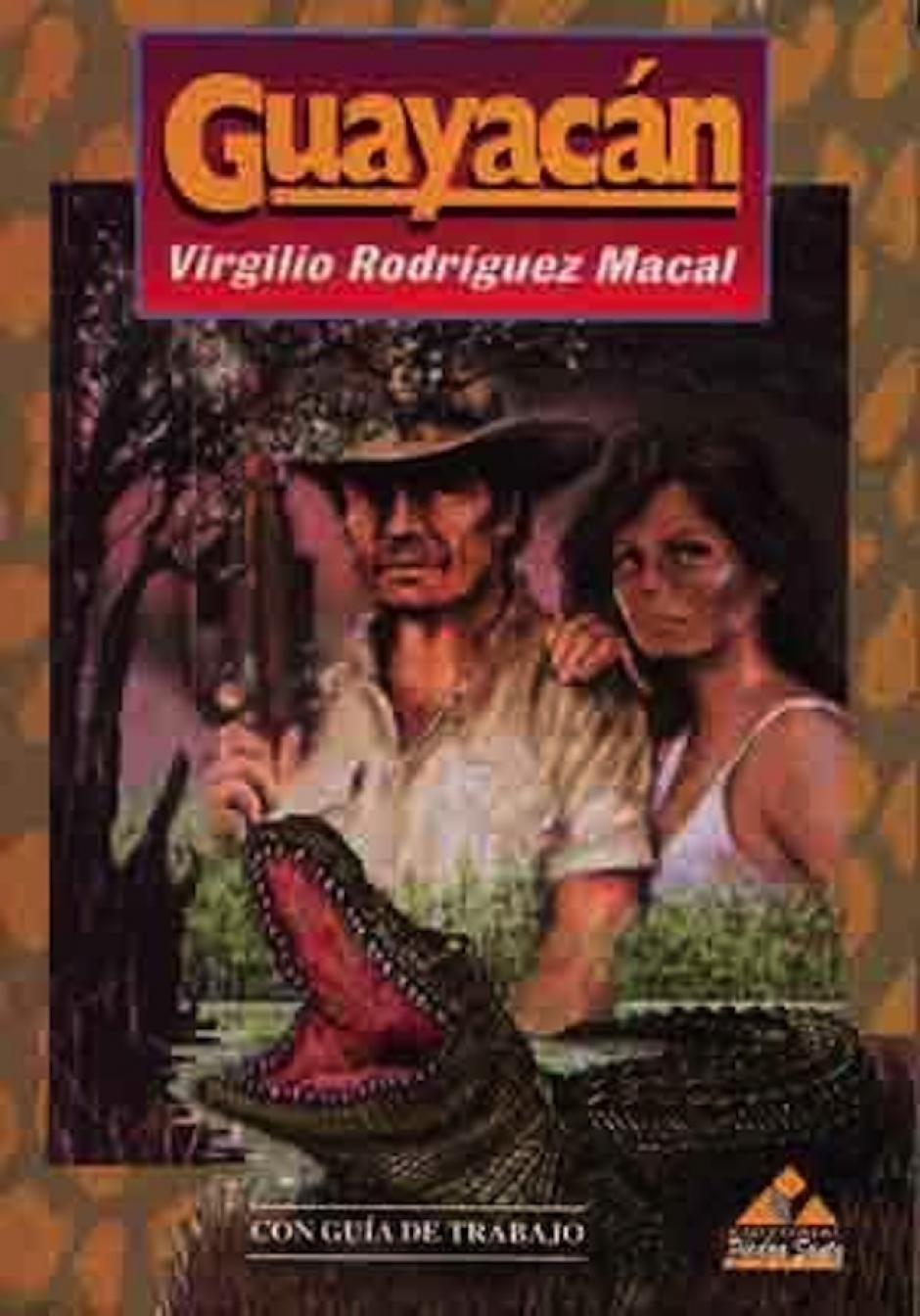 La temática de esta obra coincide con la vida del autor. (Foto: virgiliorodriguezmacal.com)