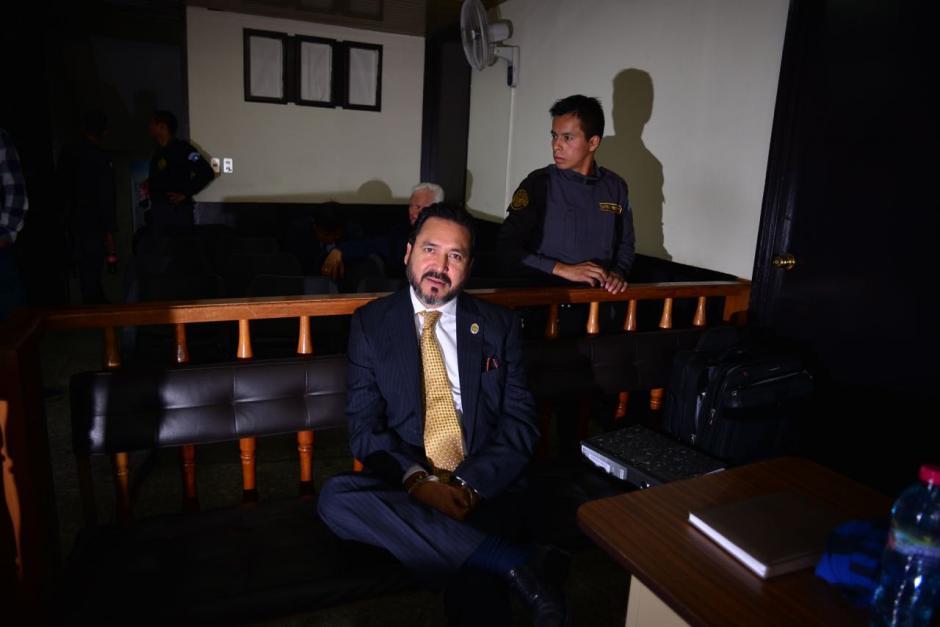 La Fiscalía pidió 22 años de cárcel contra Gudy Rivera. (Foto: Jesús Alfonso/Soy502)