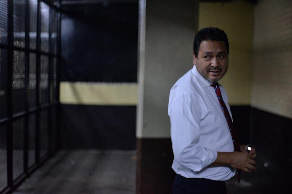 Por tráfico de influencias fue ligado a proceso penal. (Foto: Wilder López/Soy502)