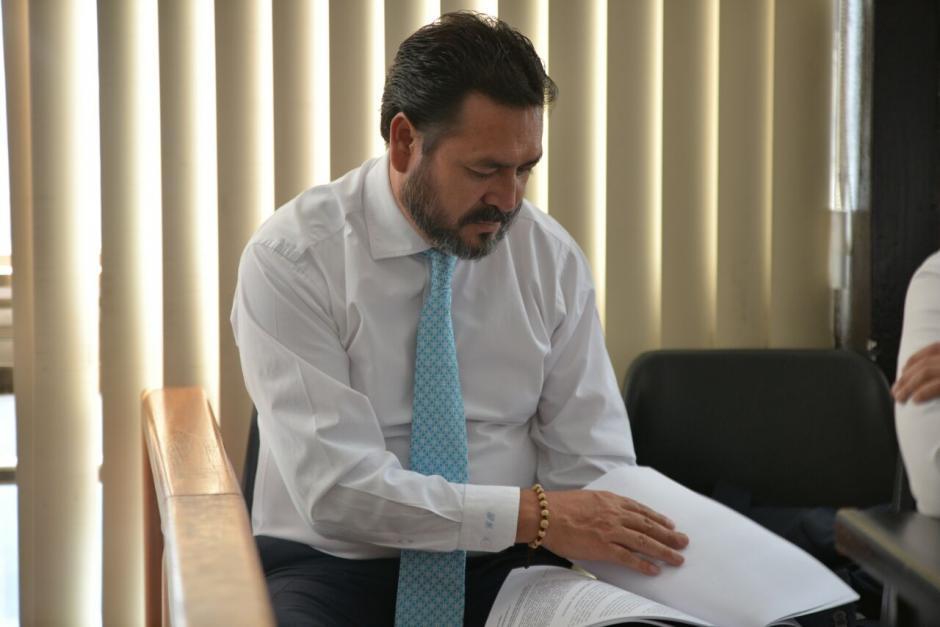 La defensa de Rivera pidió que la CICIG no sea querellante en el juicio. (Foto: Wilder López/Soy502)