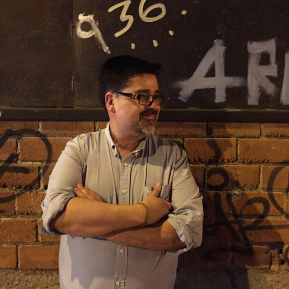 Guillermo Acuña también leerá sus textos. (Foto: facebook)