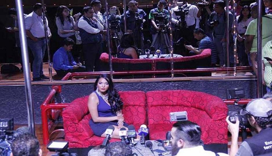 Nidia recibió ofertas para trabajar en clubs nocturnos de México. (Foto: peru.com)