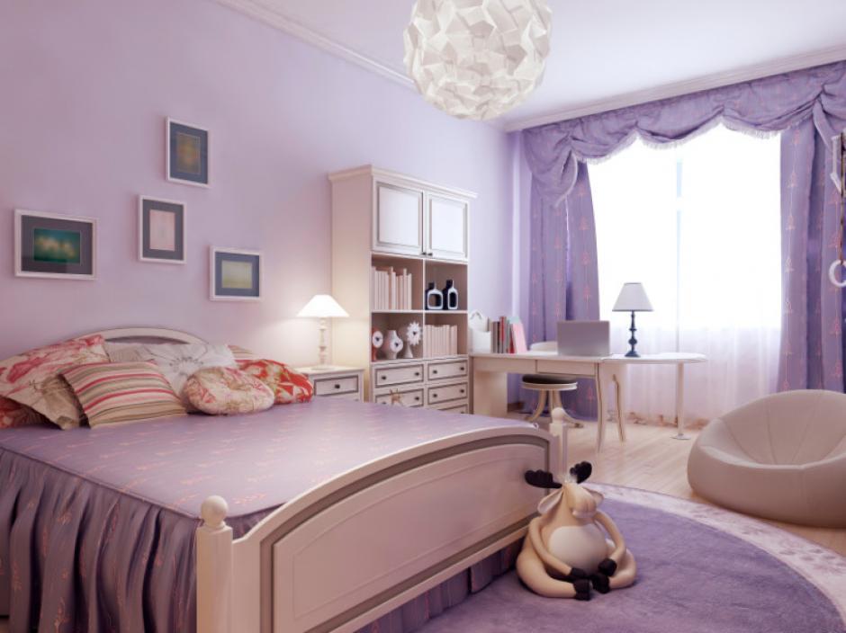 C mo decorar tu cuarto para dormir mejor soy502 for Como decorar el cuarto de mi hija