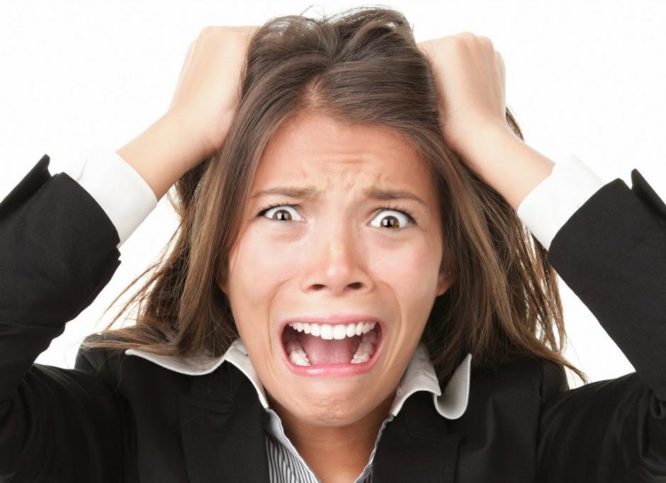 El estrés es uno de los factores que influyen para que no puedas perder peso. (Foto: www.lalupa.net)