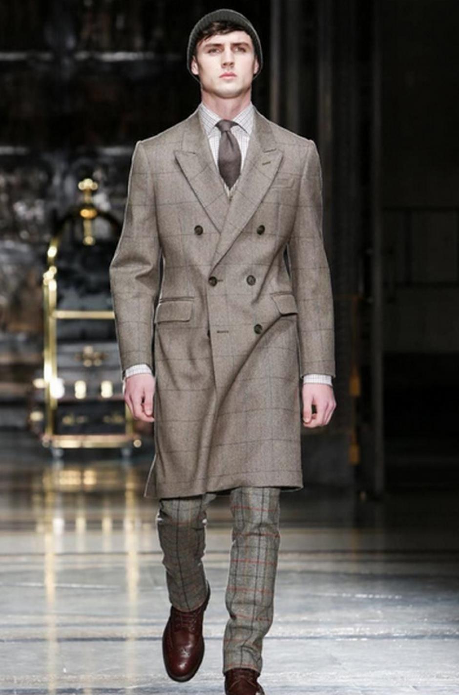 """Hackett refresca el tradicional look """"English Gentleman"""". (Foto: Nowfashion)"""