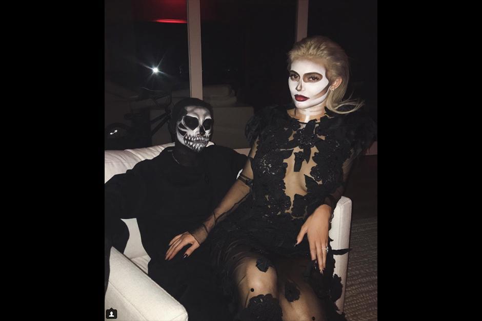El Halloween es sinónimo de fiestas de disfraces. (Foto: Instagram)