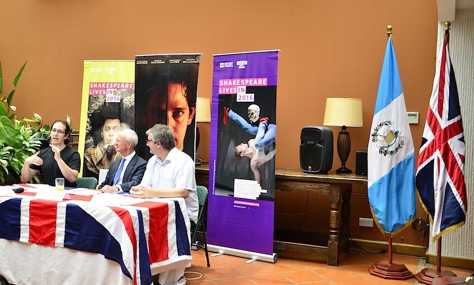 Las fechas se dieron en conferencia de prensa. (Foto: Selene Mejía/Soy502)