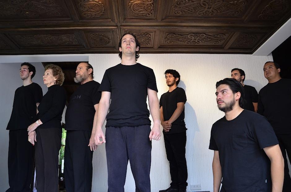"""La obra """"Hamlet"""" es presentada por Escenarte en Guatemala. (Foto: Selene Mejía/Soy502)"""