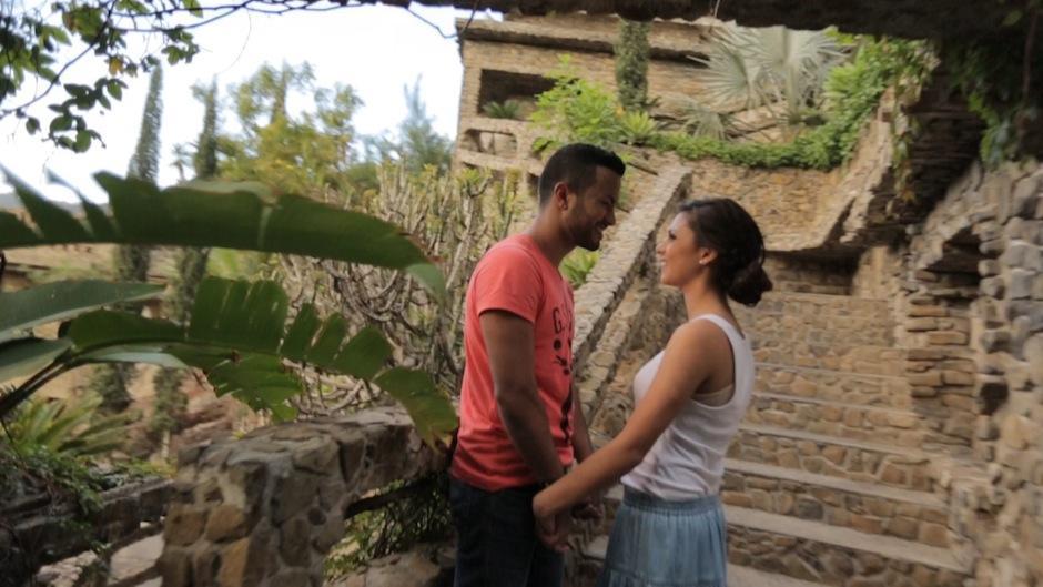 El amor es el protagonista de esta historia. (Foto: Iván Castro)