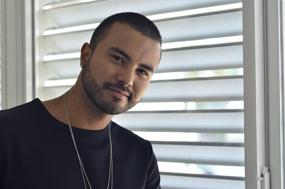 """Hancer presenta su sencillo """"La Traición"""". (Foto: Selene Mejia/Soy502)"""