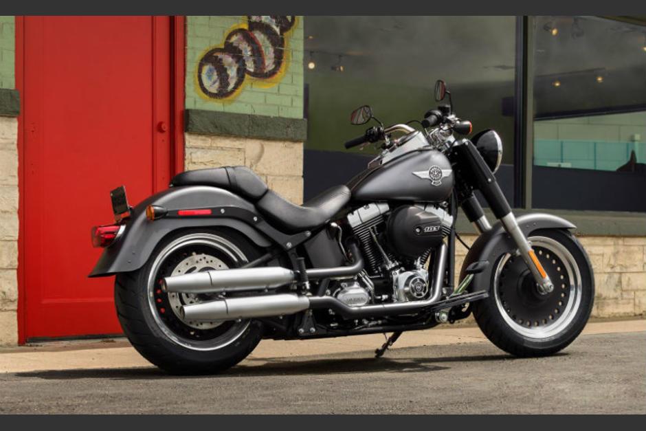 El expresidente tiene tres motocicletas Harley Davidson. (Foto: auto.ndtv.com)