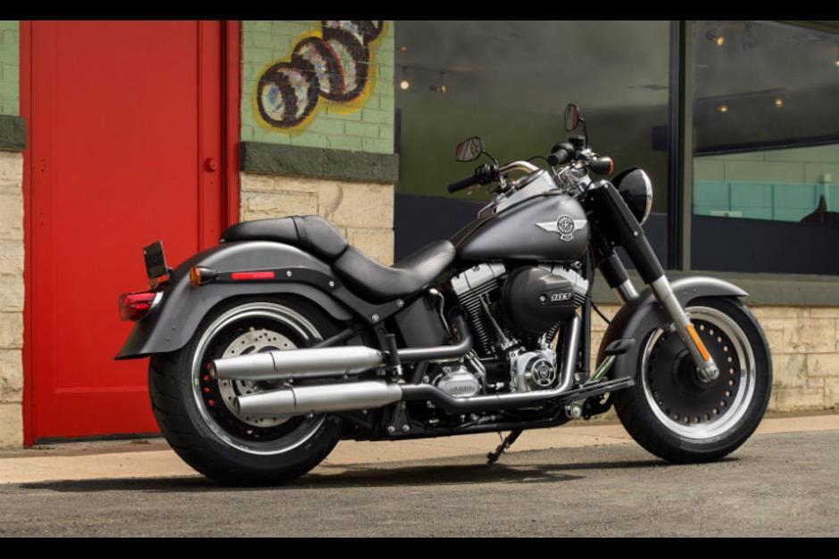 A Pérez también le fueron embargadas seis motos, tres de ellas Harley Davidson. (Foto: Con fines ilustrativos/auto.ndtv.com)