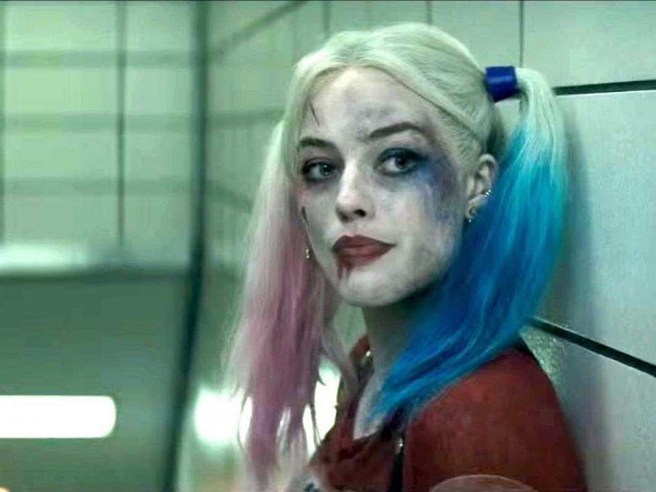El papel de Harley Quinn está a cargo de Margot Robbie. (Foto: themarysue.com)