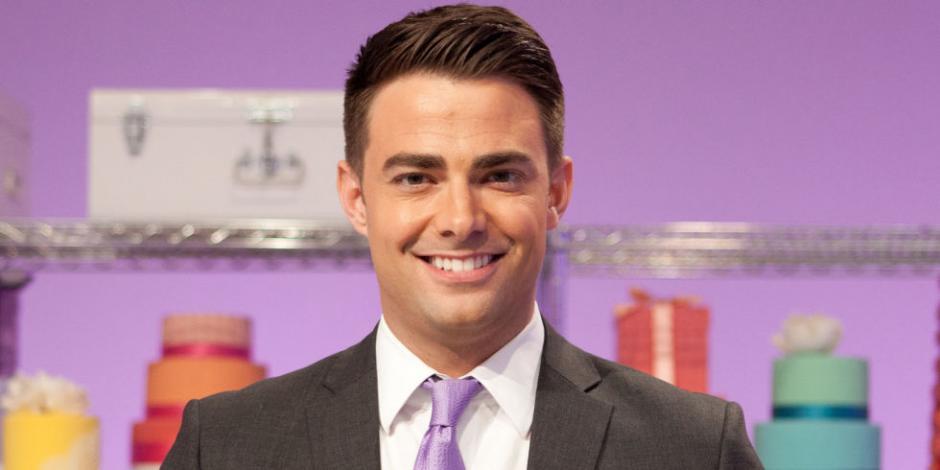 El actor es el actual presentador del reality Cake Wars. (Foto: harpersbazaar.com)