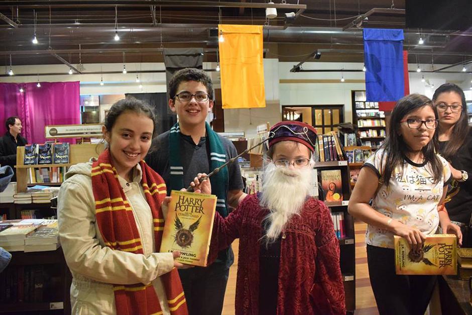 Los libros del nuevo libro de Harry Potter se agotaron en menos de 24 horas. (Foto: Sophos)