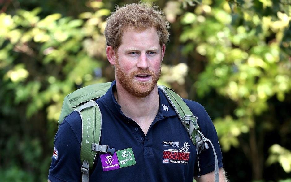 Lo sentimos chicas, el príncipe Harry ya está comprometido. (Foto: López Doriga Digital)