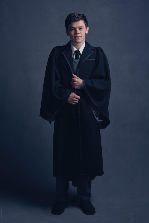 Sam Clemmett como Albus Potter. (Foto: Pottermore)