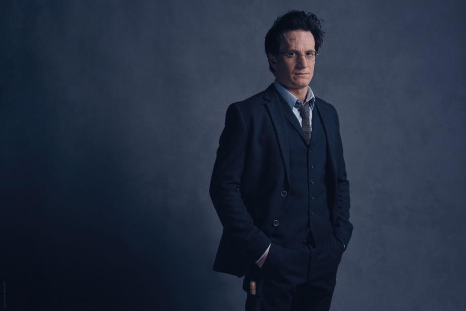 Jamie Parker como Harry Potter. (Foto: Pottermore