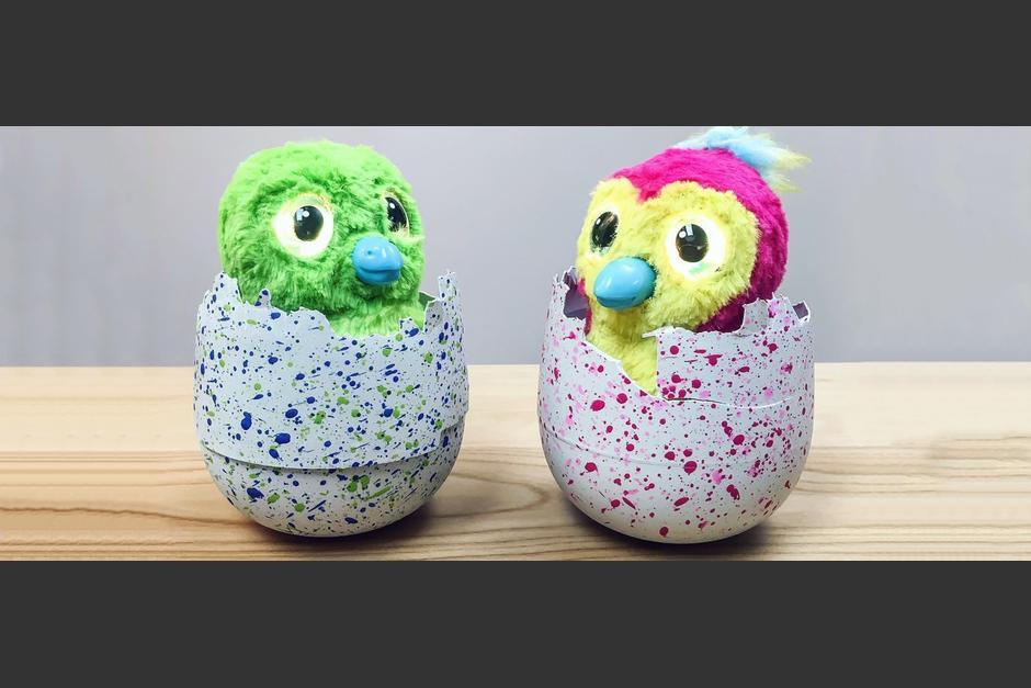 Los Hatchimales vienen en versiones de pingüinos y koalas. (Foto: thekindland.com)