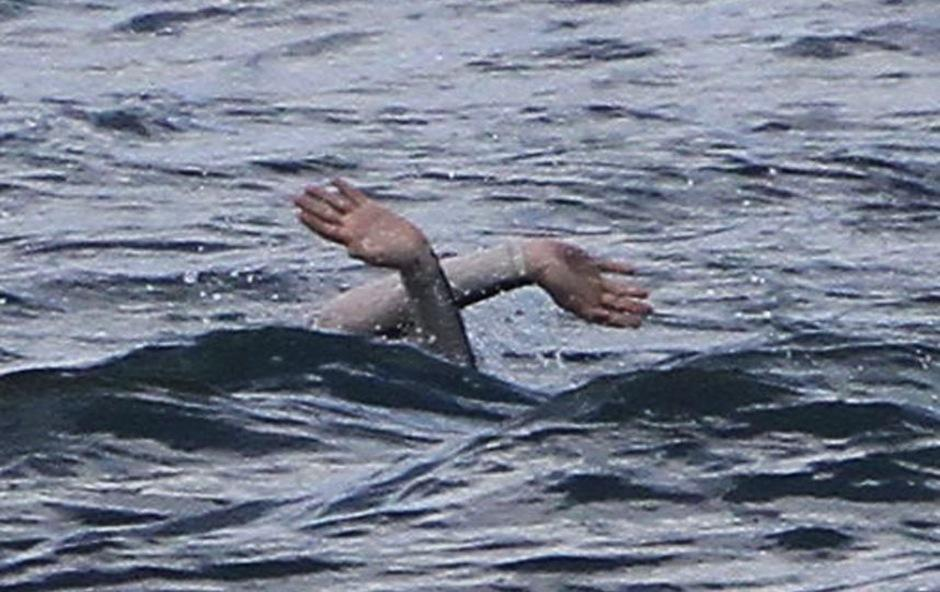 La actriz ganadora de un Oscar fue arrastrada por una pequeña corriente que le hizo perder el control mientras nadaba. (Foto: PMX)