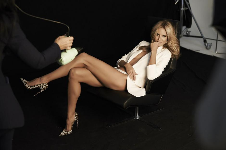 La modelo también es empresaria, presentadora y productora de televisión, además de diseñadora de modas