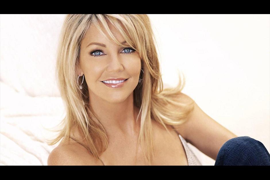 Heather Locklear está en los titulares de varios medios internacionales debido a un evidente cambio en su rostro. (Foto: Archivo)