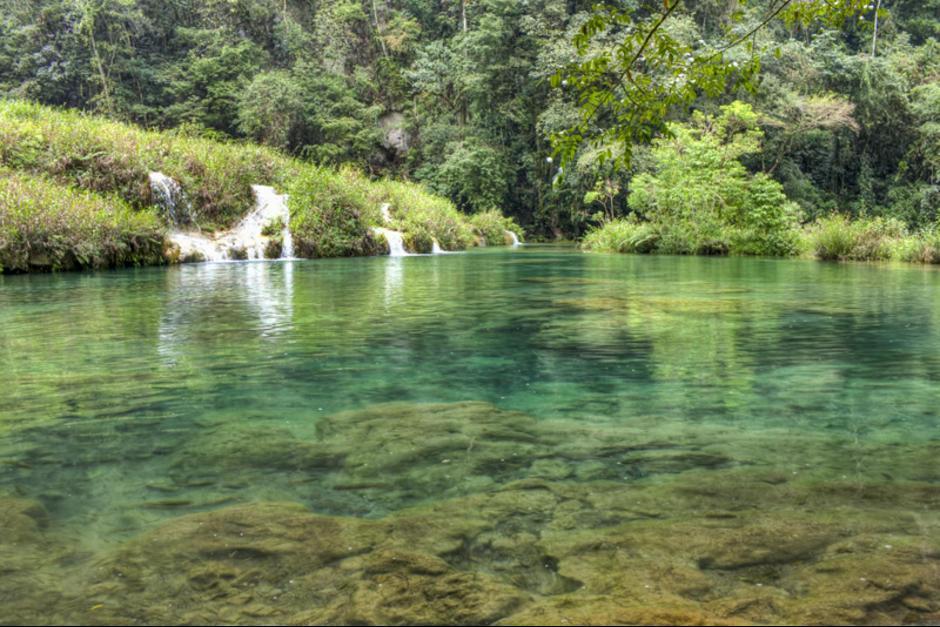 Las instalaciones del Monumento Natural Semuc Champey reabrieron el pasado 22 de julio. (Foto: hecktictravels.com)