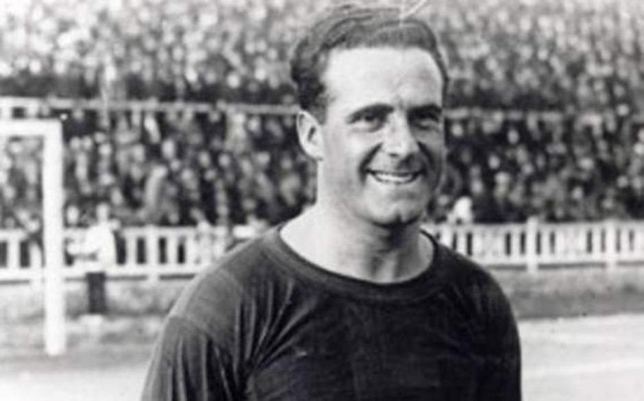 El uruguayo Héctor Scarone anotó 13 goles en la Copa América. (Foto: goal.com)