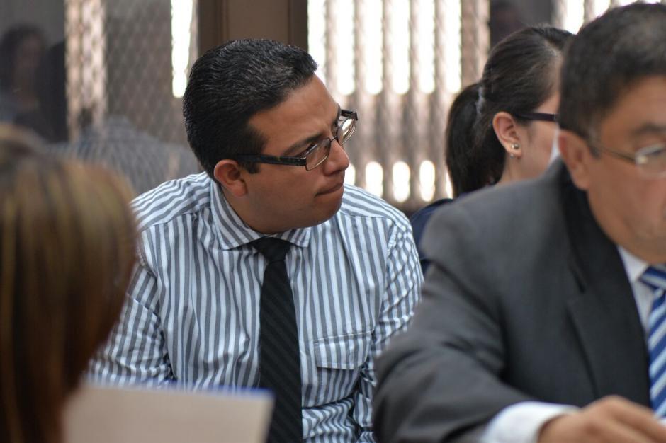 Héctor Polanco trabajaba para un ingenio en Escuintla mientras ocupaba una plaza en el Congreso. (Foto: Wilder López/Soy502)