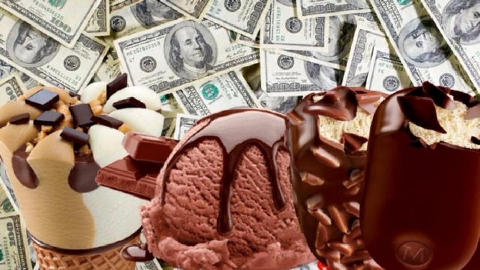 El millonario estadounidense quiere detener el robo de sus helados en supermercados